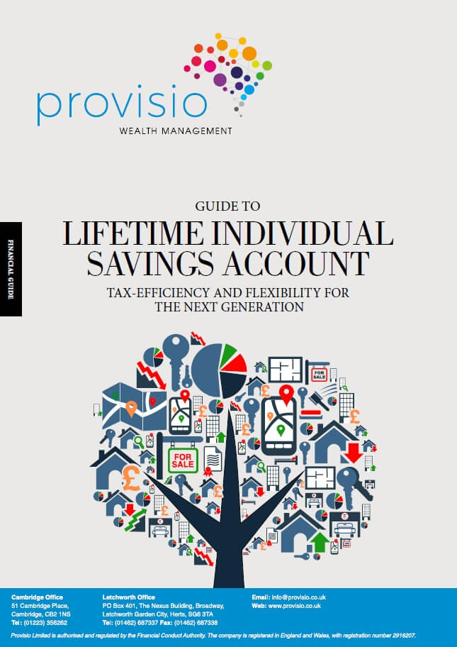 Lifetime Individual Savings Account - May-Jun 16