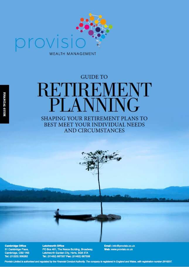 Retirement Planning May-Jun 16