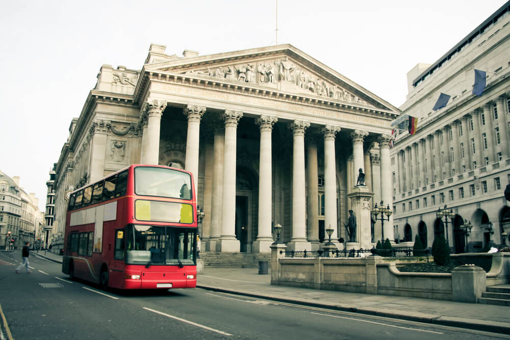 Gilts from the Bank of England