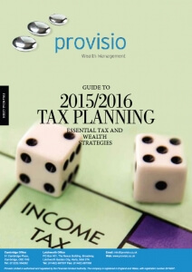 2015-16 Tax Planning Guide