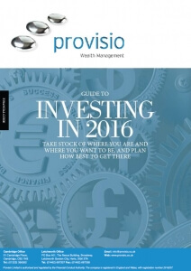 Guide To Investing 2016